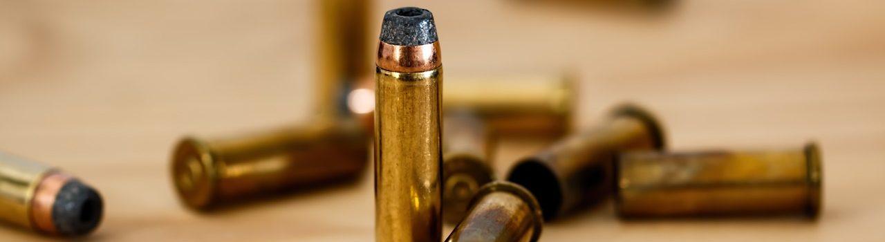 munição